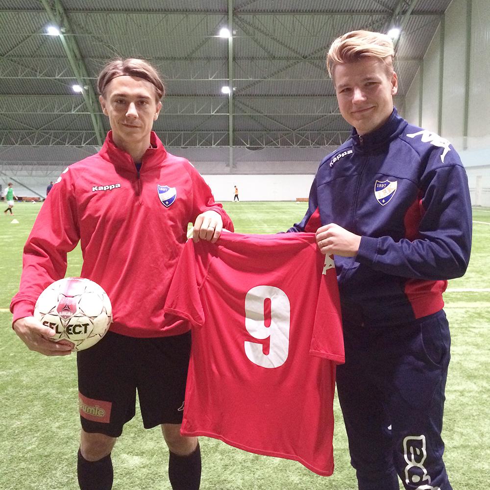 Pekka Sihvola siirtyy IFK:hon