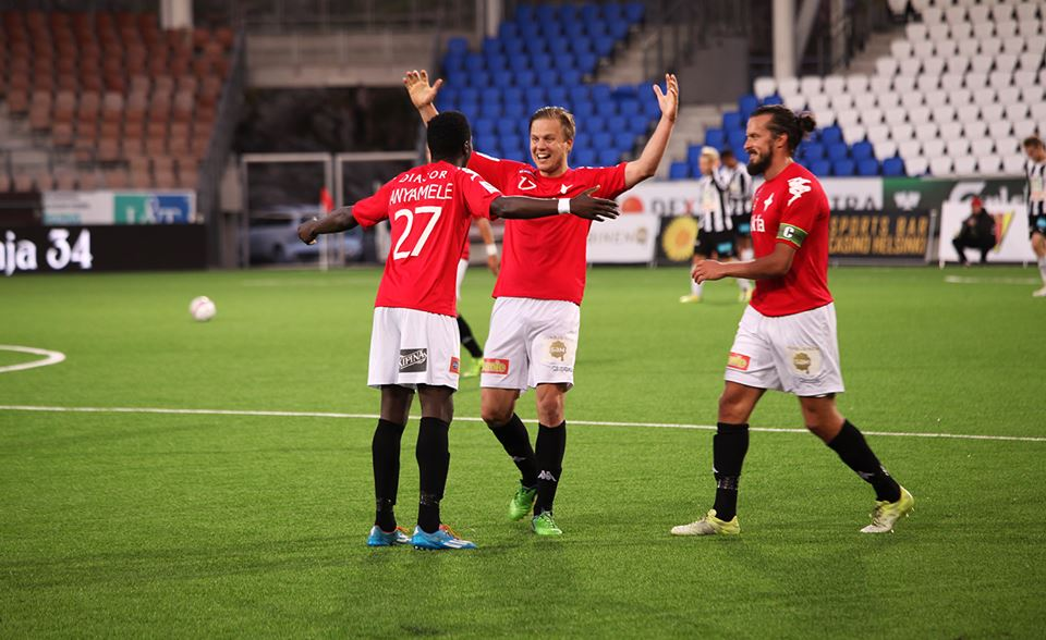 Otteluennakko: IFK Mariehamn – HIFK 10.9.