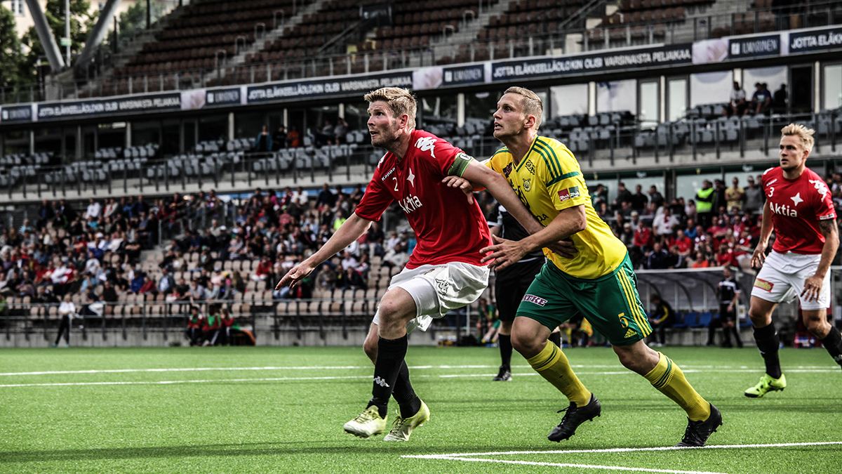 Sports Bar Casino Helsinki otteluennakko: HIFK – Ilves – ennakkoliput Ticketmasterista 15e/7e