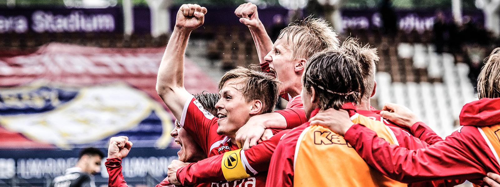 HIFK:lle todella tärkeä vierasvoitto Kemistä – MeMyymmeKotisi.fi otteluraportti
