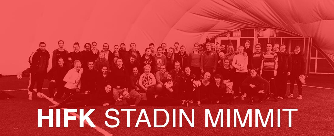 Stadin Mimmit etsii pelaajia ja maalivahteja <br> &#8211; B-tytöille perustetaan oma joukkue