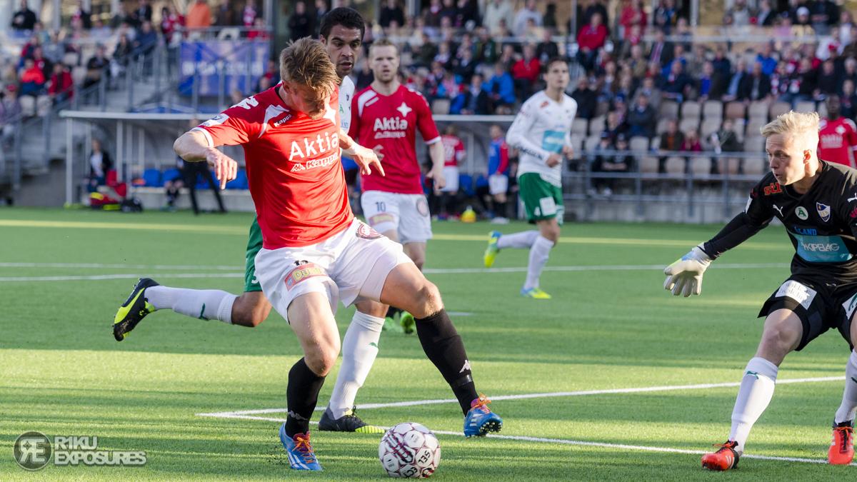 HIFK kohtaa FC Interin – katso kokoonpano