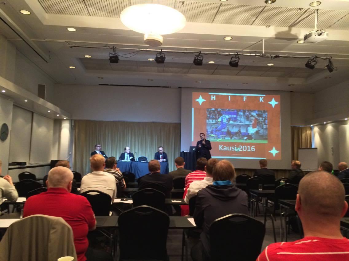 HIFK Fotboll AB:n ensimmäinen yhtiökokous oli menestys – Tero Korhonen HIFK Fotboll AB:n hallitukseen