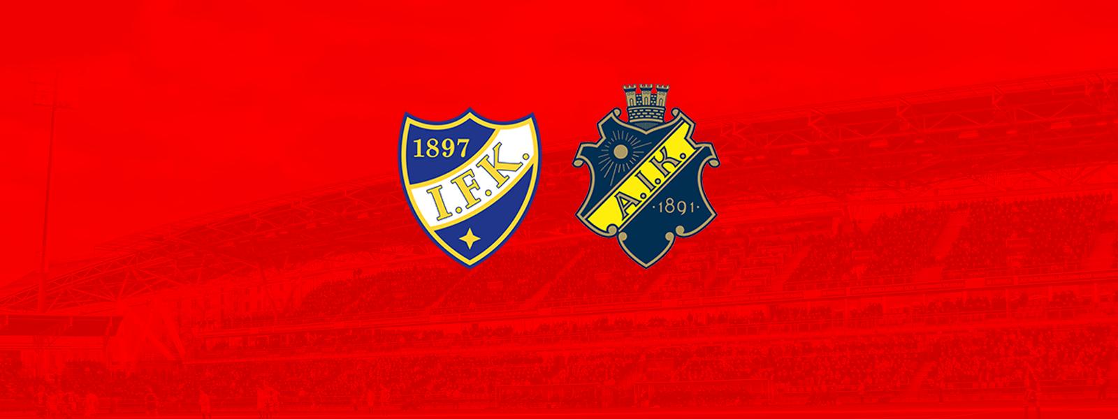 Otteluennakko: HIFK – AIK tiistaina kello 18.30 – ennakkoliput Ticketmasterista