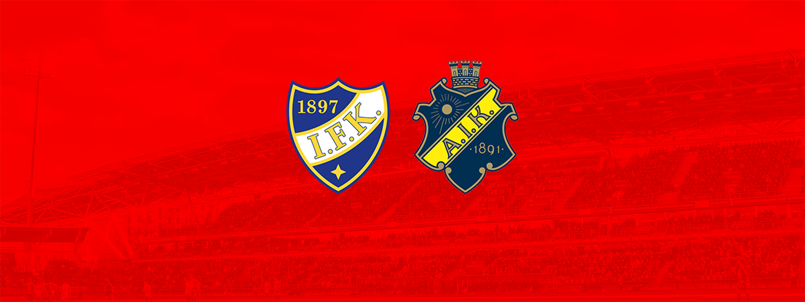Liput kesäkuun AIK otteluun <br>nyt myynnissä!