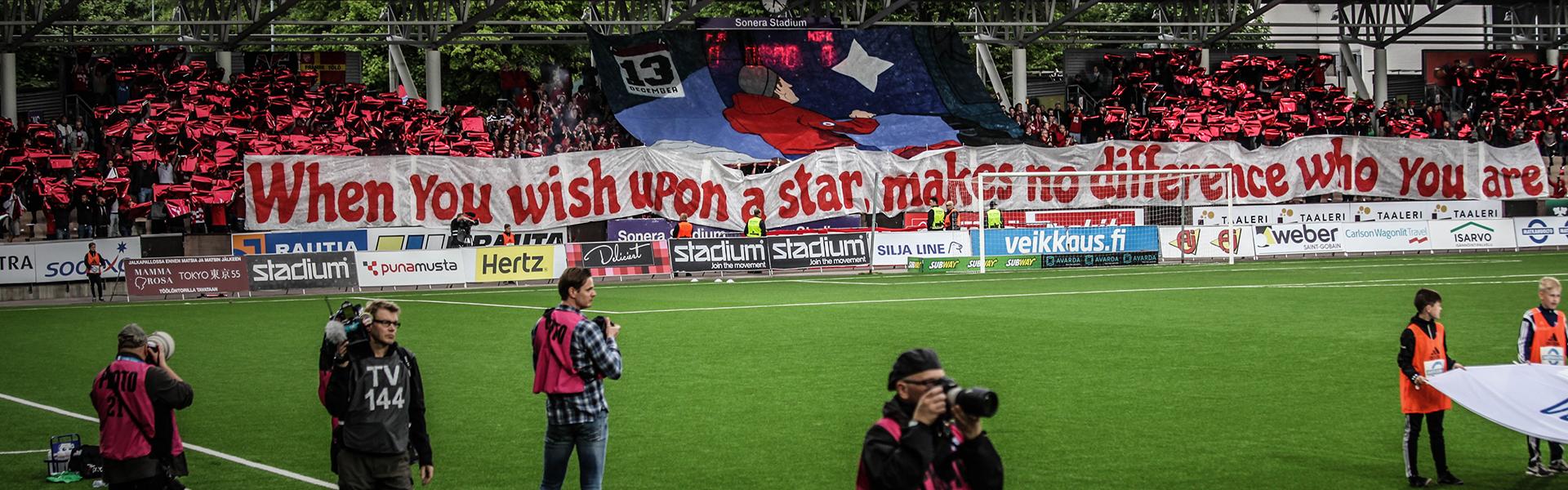 Stadin derby otteluennakko: HJK – HIFK