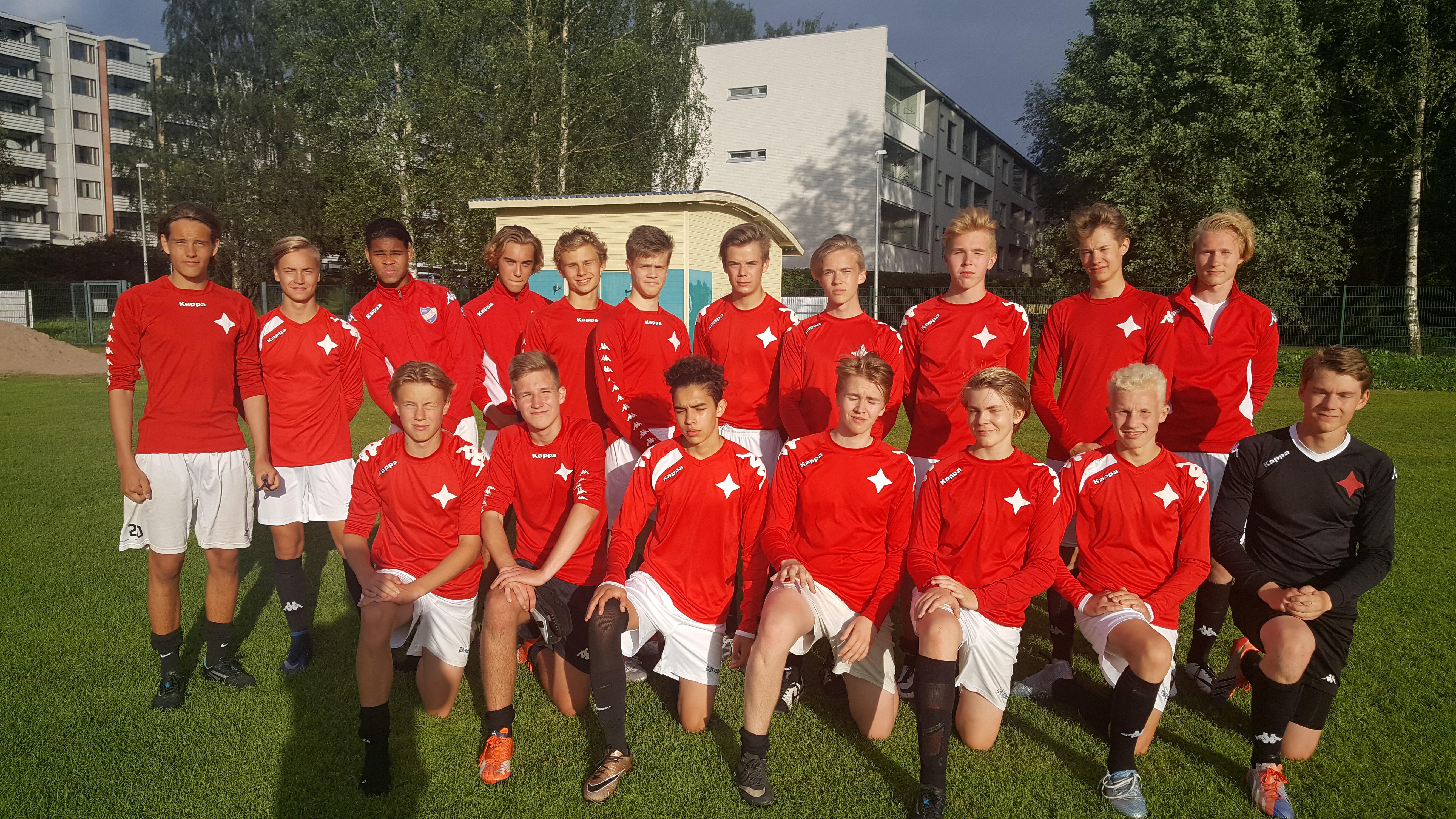 HIFK B17-joukkueen avoimet harjoitukset