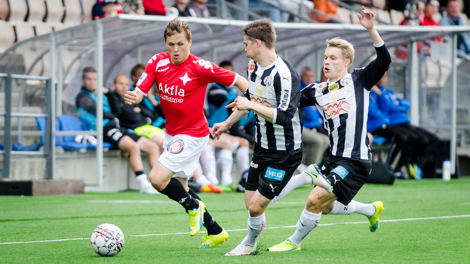 HIFK:lle jo kauden yhdeksäs maalin tappio – MeMyymmeKotisi.fi otteluraportti