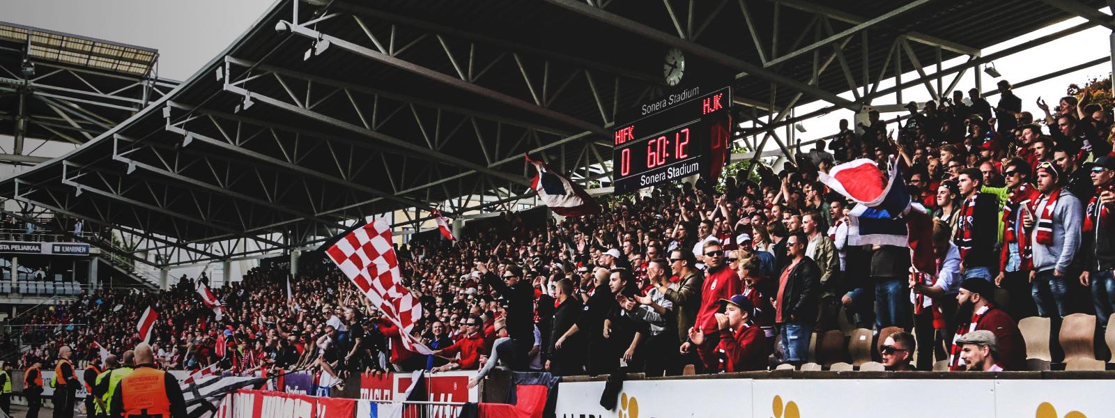 Katsojainfo: HIFK-FC Honka <br> lauantaina kello 14:00