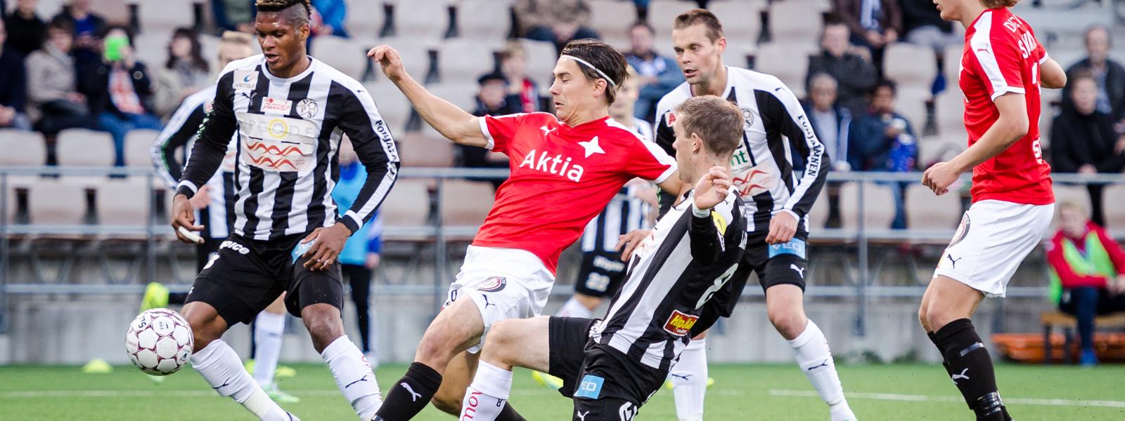 HIFK:lle jälleen yhden maalin tappio – RE/MAX otteluraportti