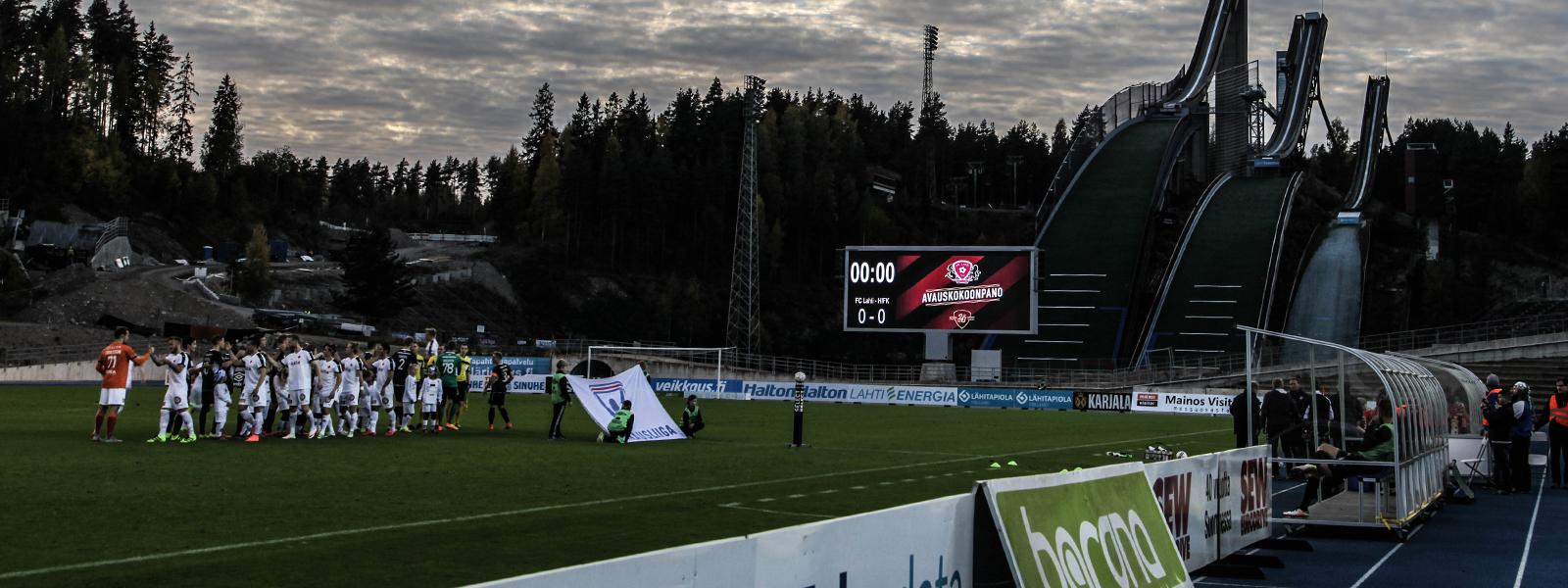 HIFK maalittomaan tasapeliin Lahdessa – RE/MAX otteluraportti
