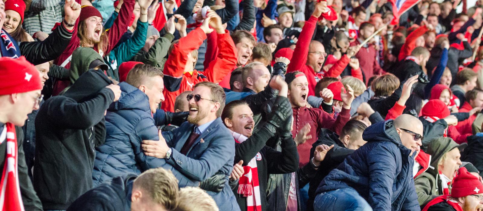 Stadi on punainen &#8211; HIFK voitti HJK:n 2-1! <br> &#8211; RE/MAX otteluraportti