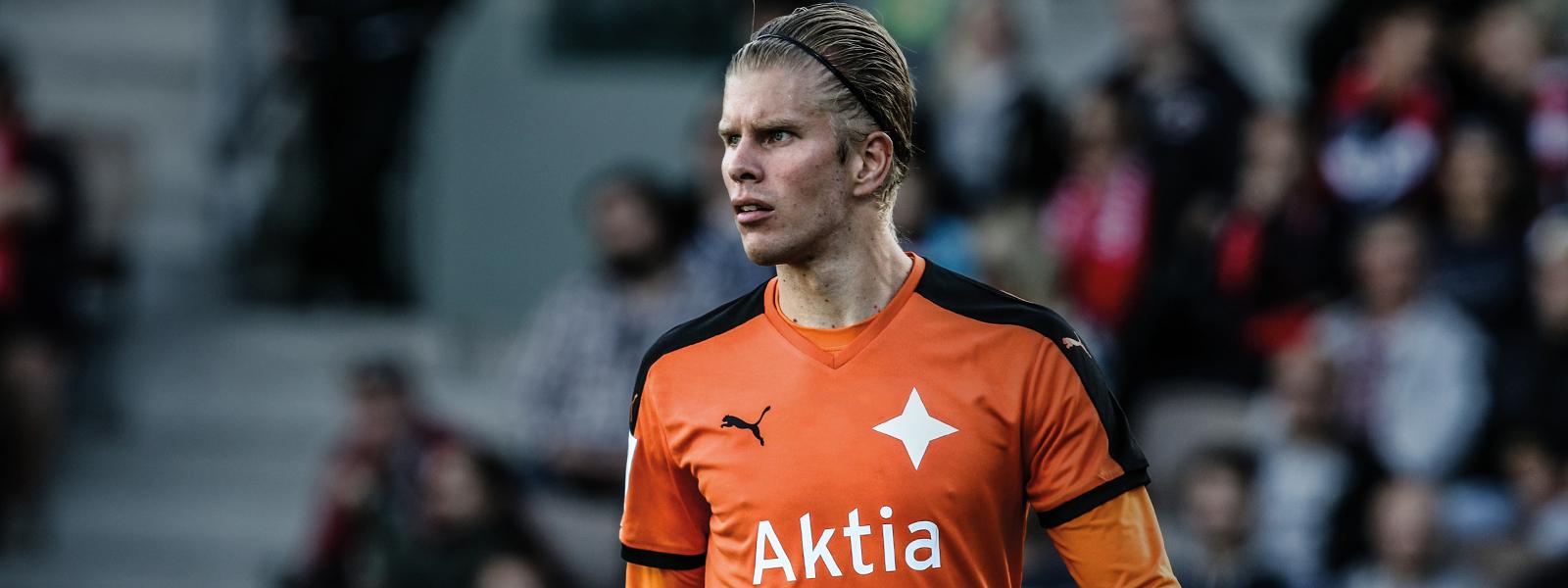 Tomi Maanoja siirtyy HIFK:hon <br> kaksivuotisella sopimuksella