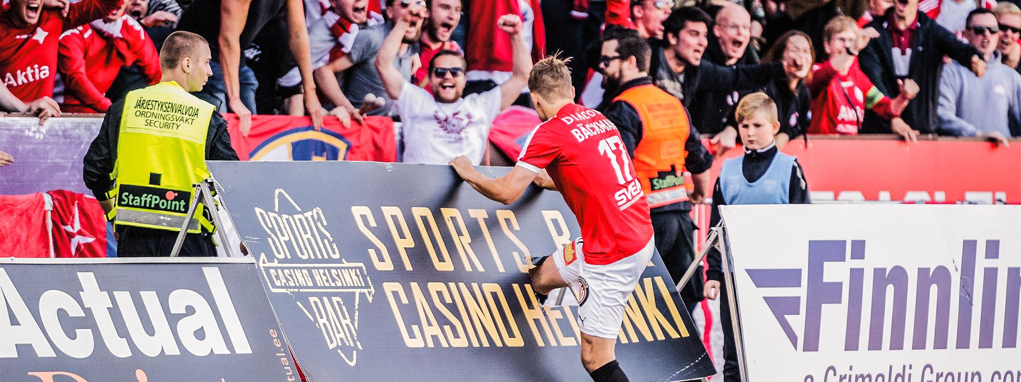 Daniel Kollar torjuu IFK:n maalilla <br> – katso kokoonpano