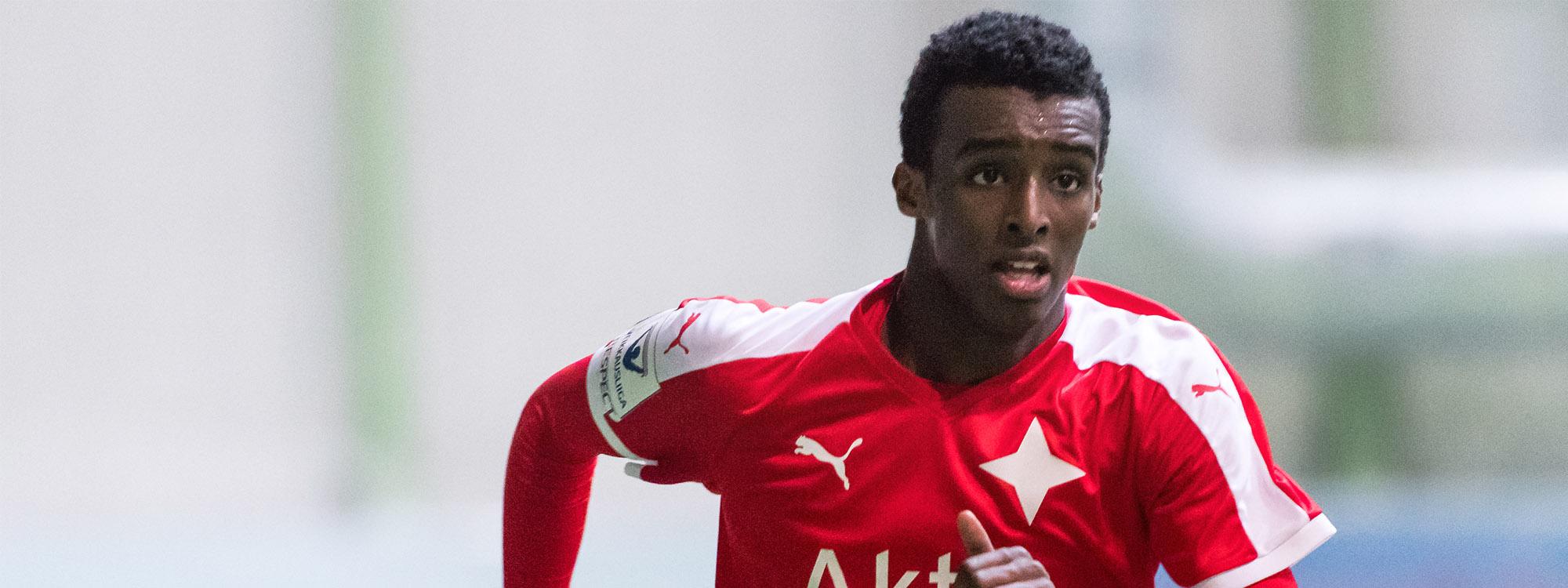 HIFK Play: Abaas Ismail odottaa liigakauden alkua