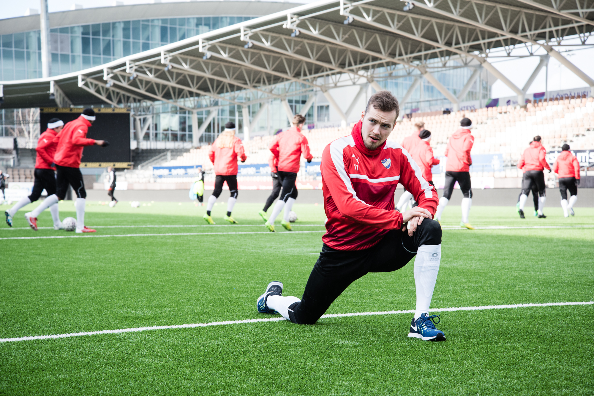ZeroPoint tukemassa HIFK Fotbollin <br> palautumista kaudella 2017