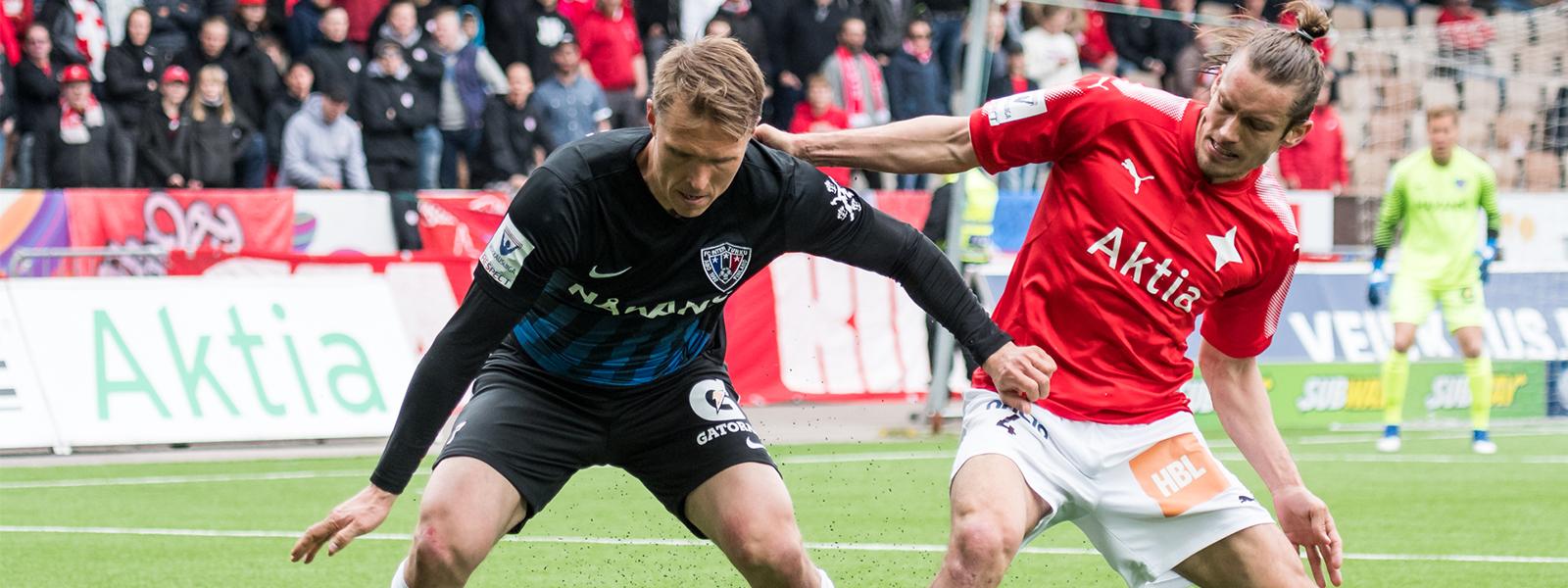 FC Inter-HIFK tänään 18:30 – katso IFK:n kokoonpano