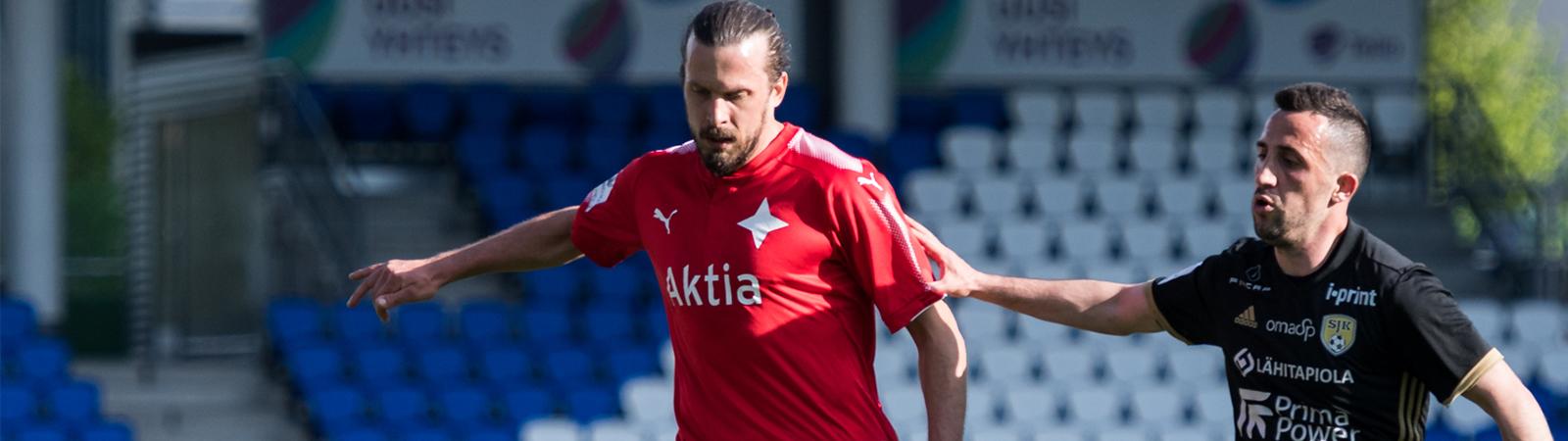 HIFK jäi jälleen maaleitta <br> &#8211; Billy Ions SJK:n sankarina