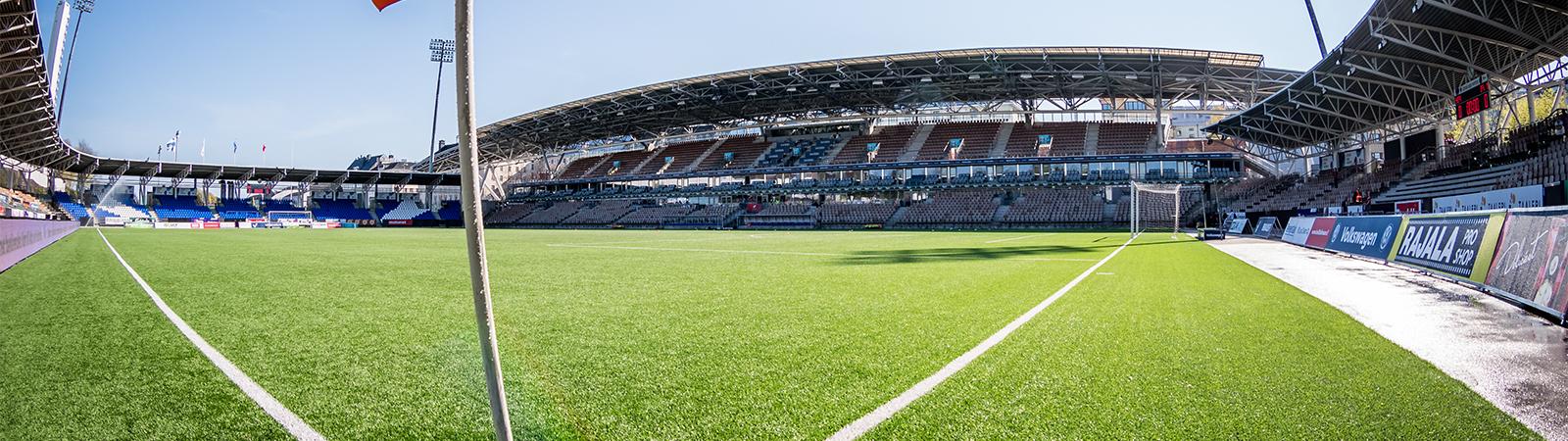 HIFK-SJK perjantaina: <br> yläkatsomo avoinna – liput alkaen 5€