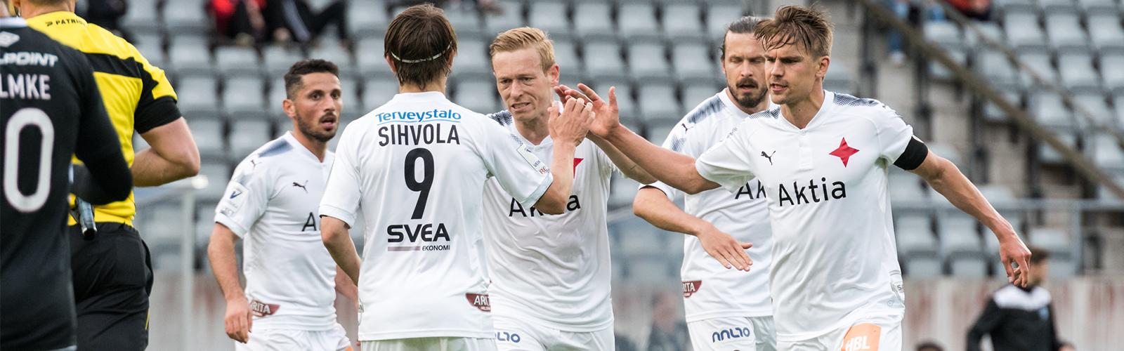 HIFK:n kokoonpano KuPS-otteluun <br> &#8211; Forssell jahtaa neljättä peräkkäistä maalia