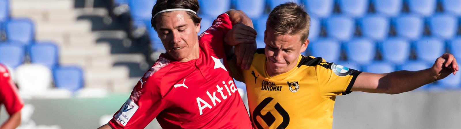 KuPS jätti HIFK:n ilman mahdollisuuksia <br> &#8211; Forssellin maaliputkelle jatkoa