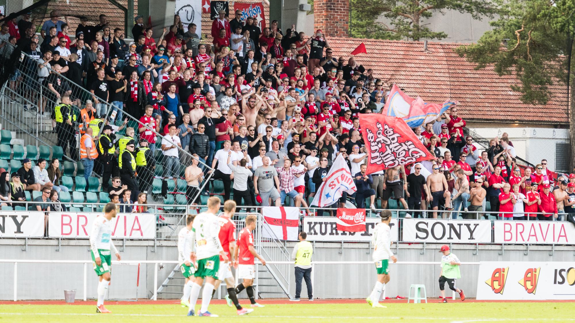 HIFK ja IFK Mariehamn kohtaavat Stadissa