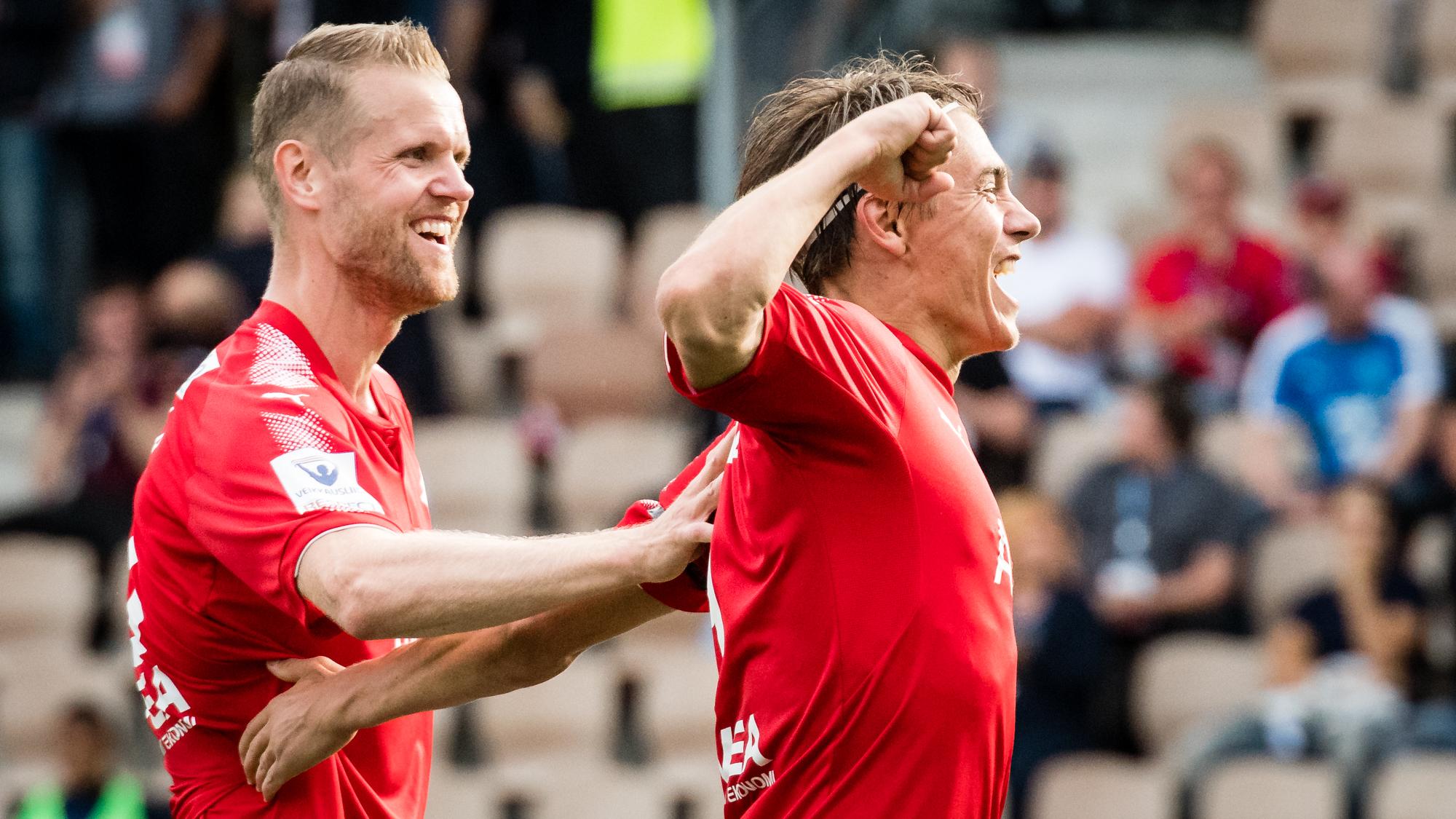 HIFK – PS Kemi torstaina kello 18.30 <br> – liput Ticketmasterista
