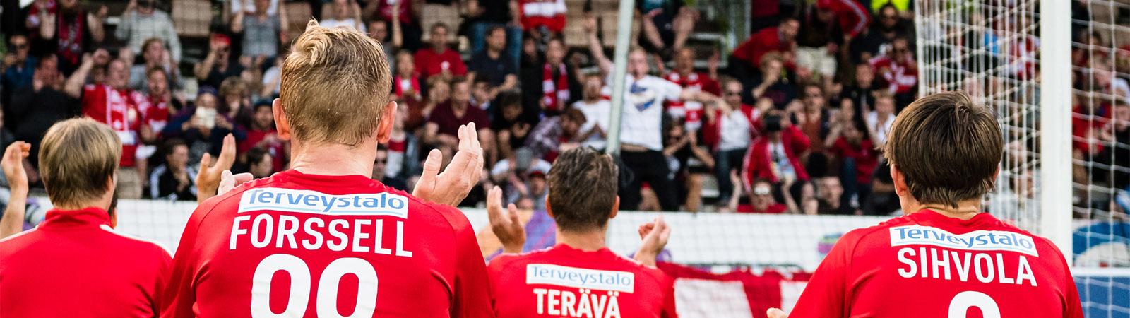 HIFK Play: HIFK &#8211; VPS 2-1 <br> &#8211; katso ottelukooste