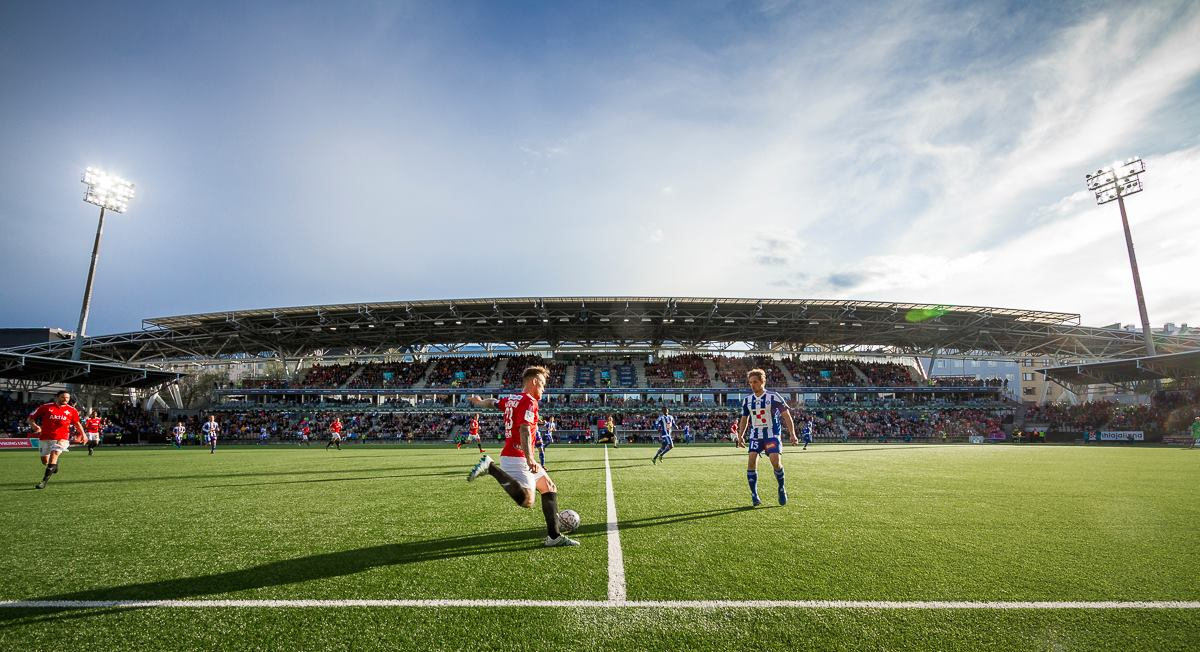 Stadin derby tarjoaa kansainvälistä tunnelmaa