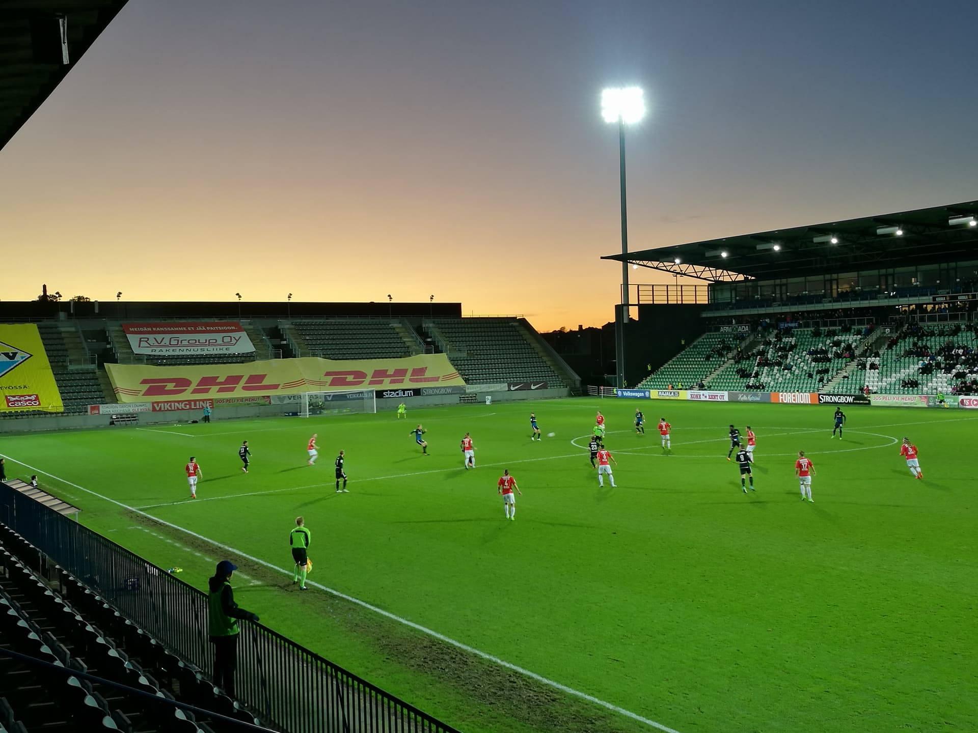 HIFK:lle tappio Turussa – kaksi matsia jäljellä