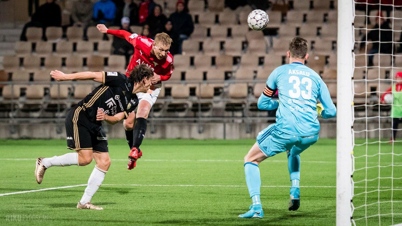 IFK nousi lisäajalla tasapeliin <br>&#8211; liigakarsija ratkaistaan päätöskierroksella