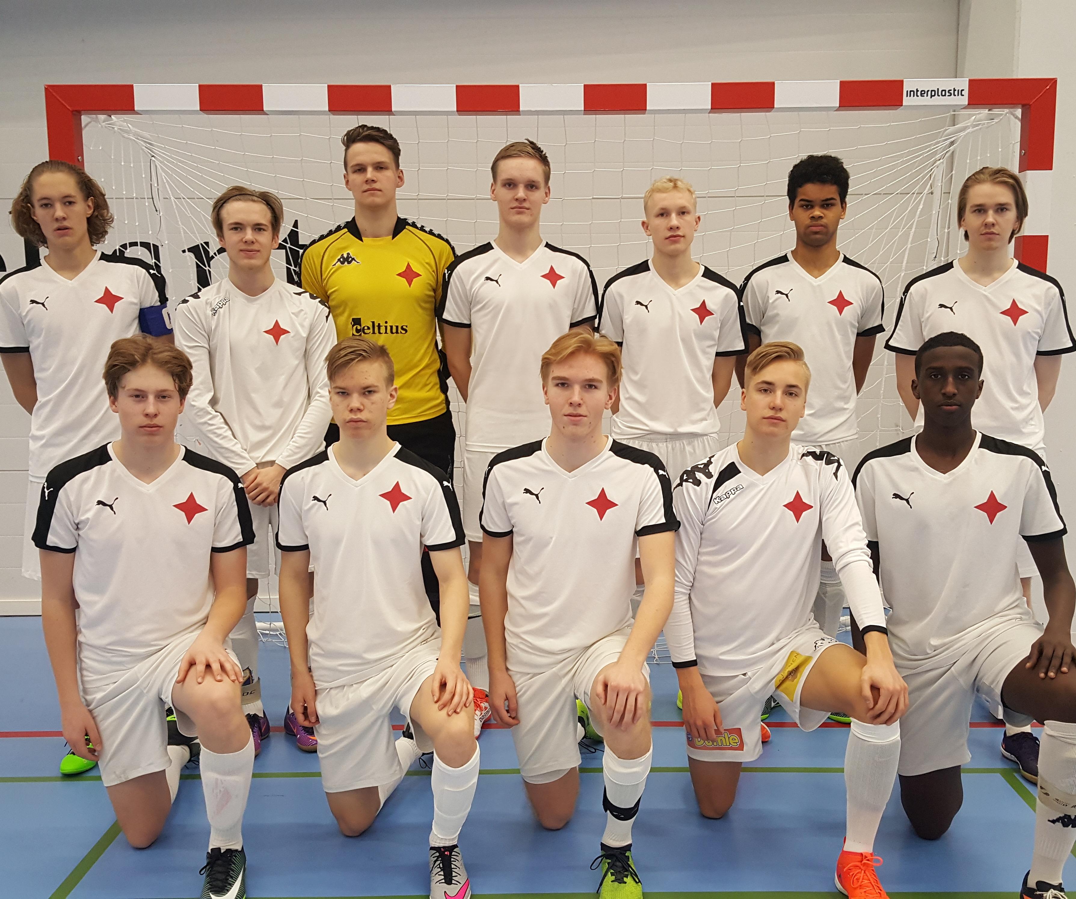 HIFK edustettuna U19 futsal maajoukkueen pelaajavalinnoissa
