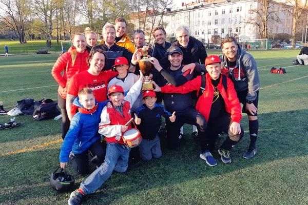 Föräldracupen 2019 – HIFK 2010 ny mästare!