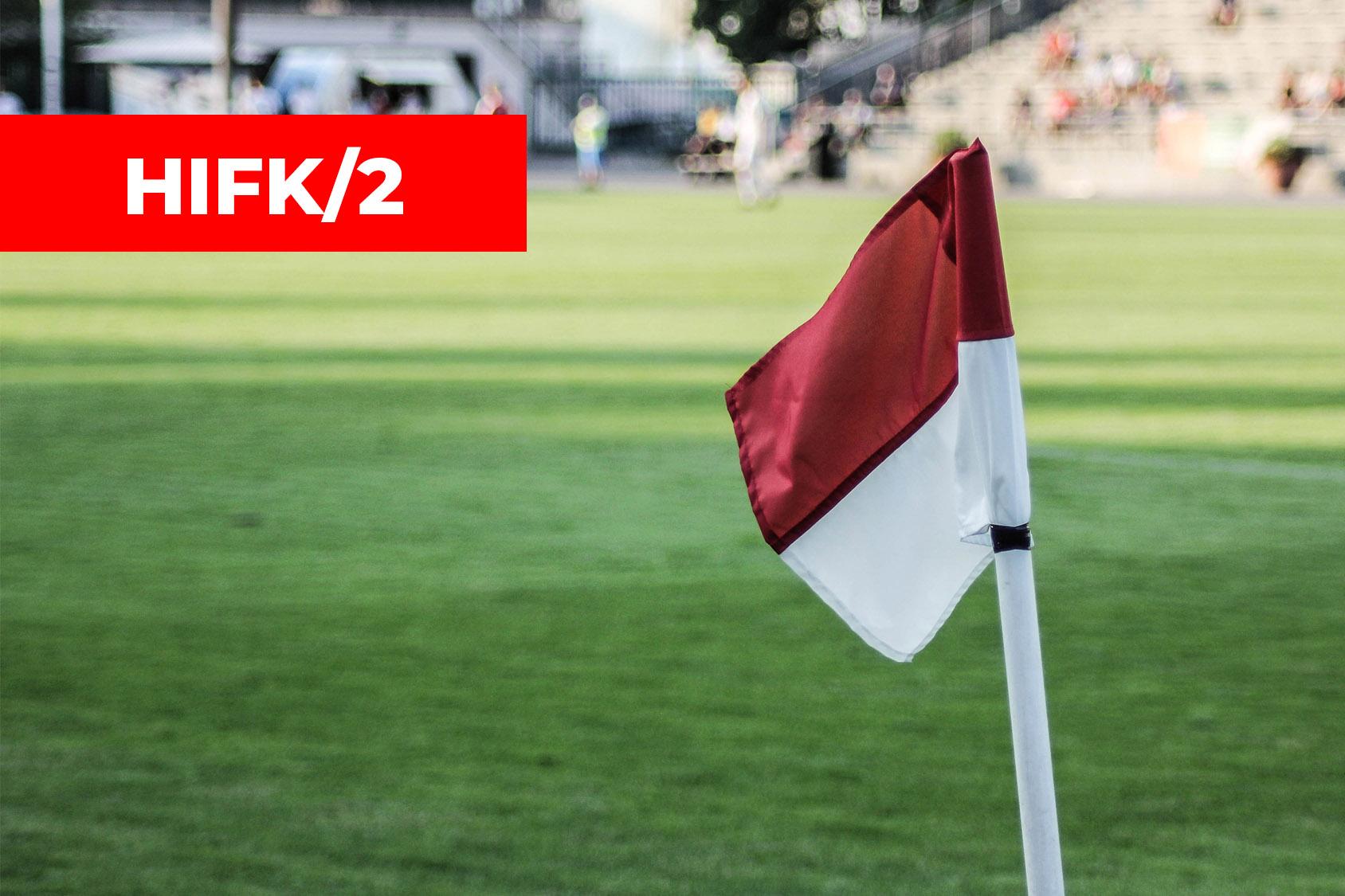 HIFK/2 valmiina uuteen kauteen