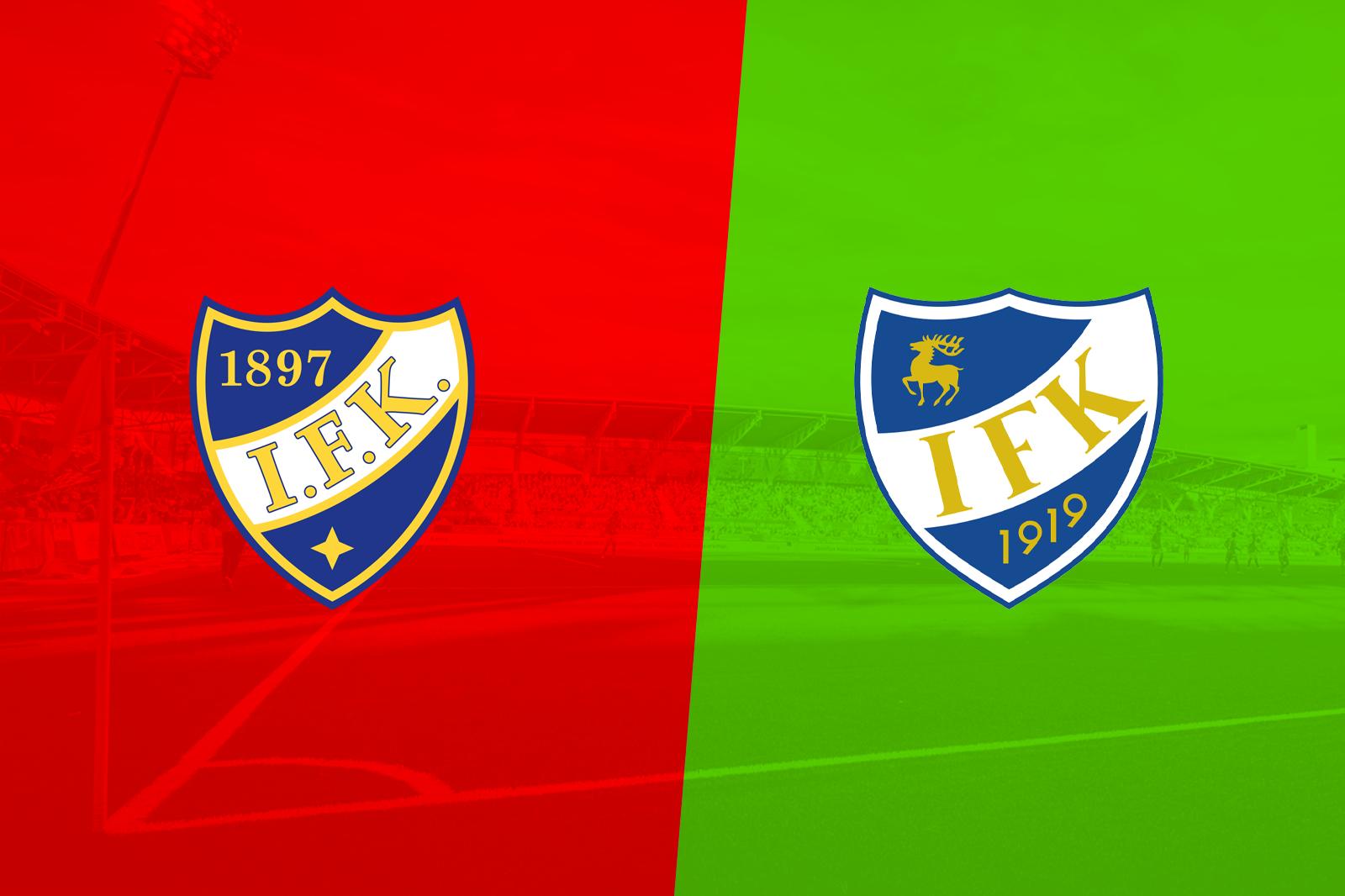 Generalrepetition mot IFK Mariehamn imorgon