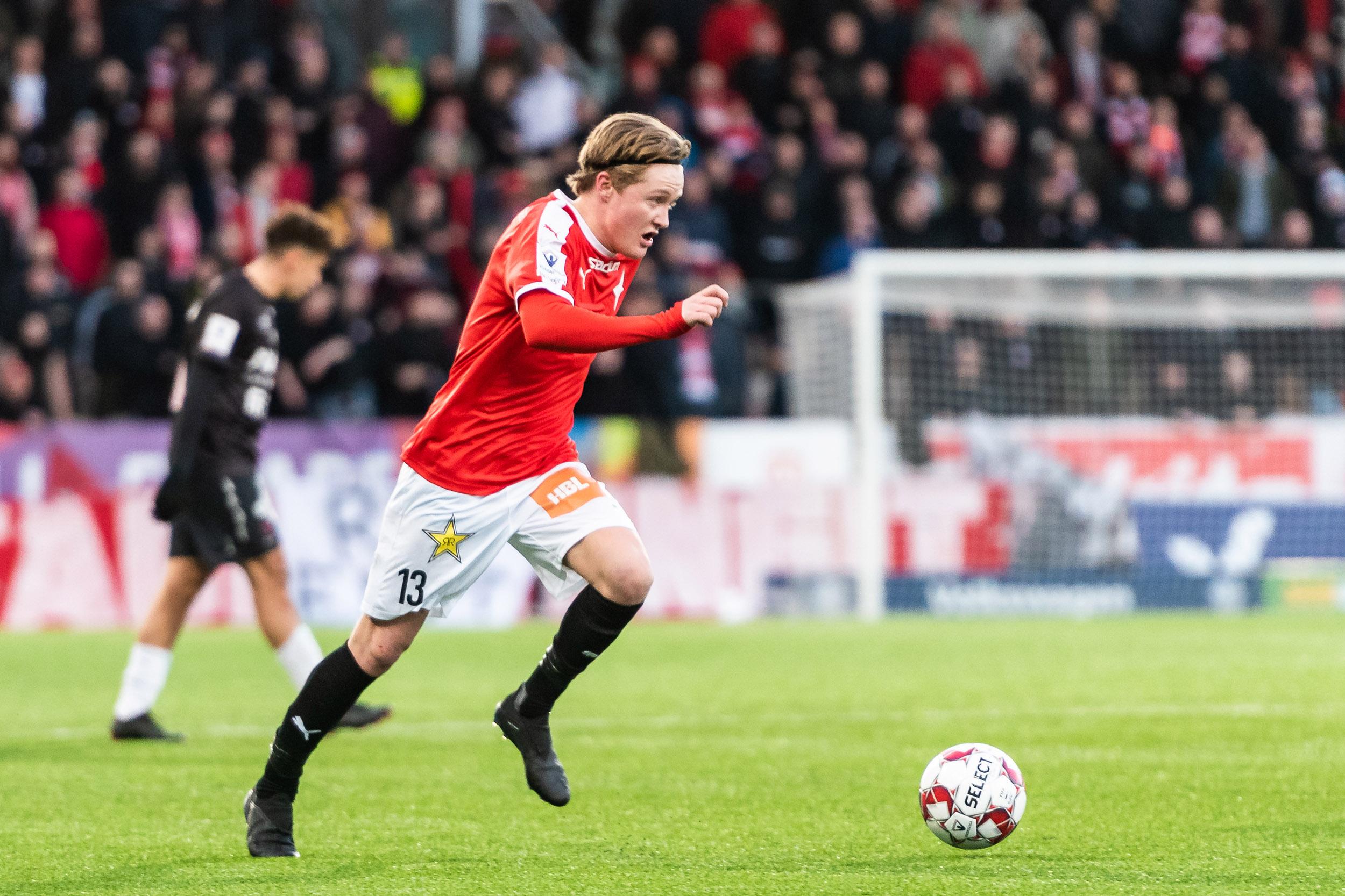Jakob Dunsby till U19 EM