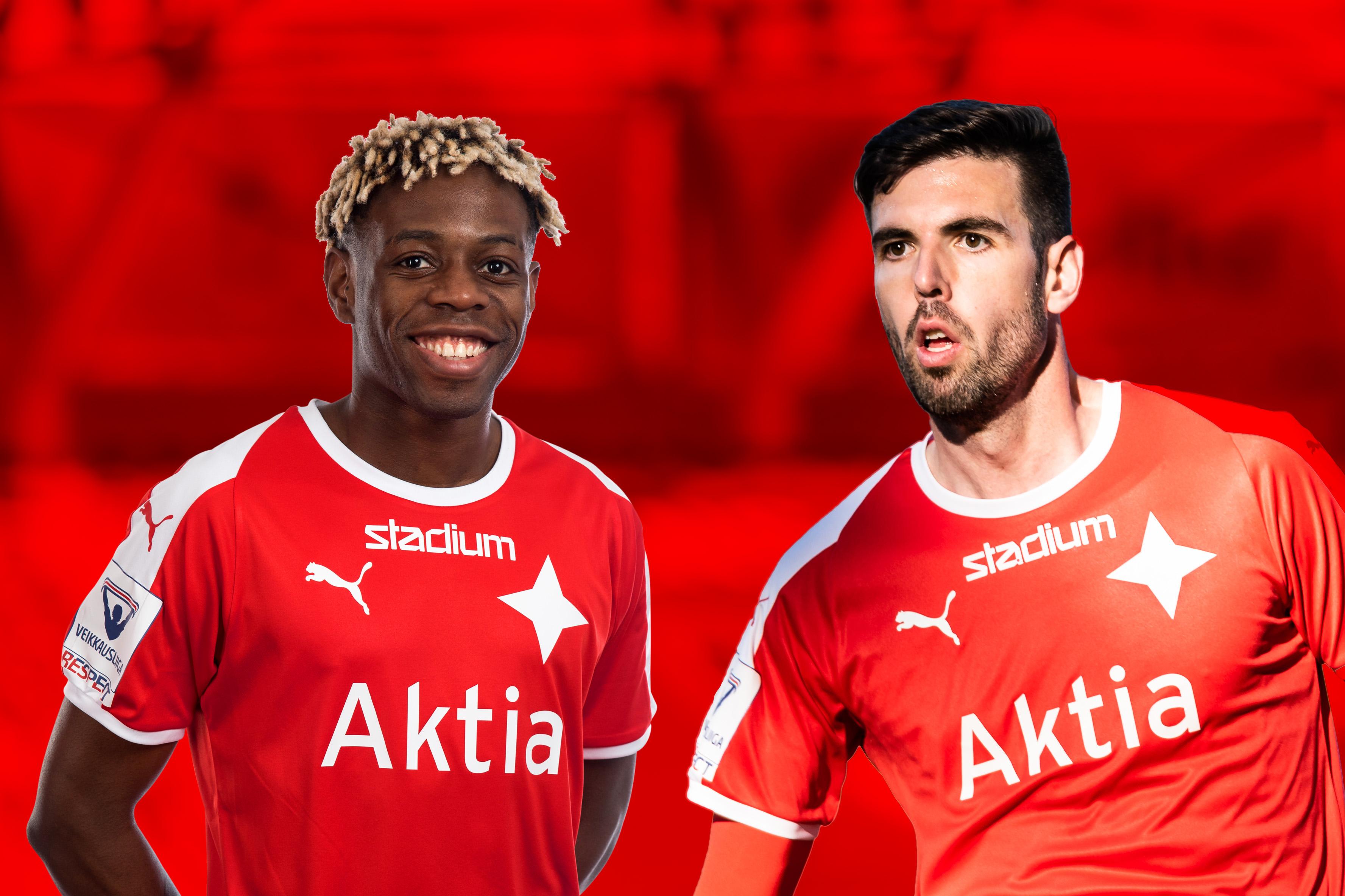 Nando ja Mauro Severino jättävät HIFK:n