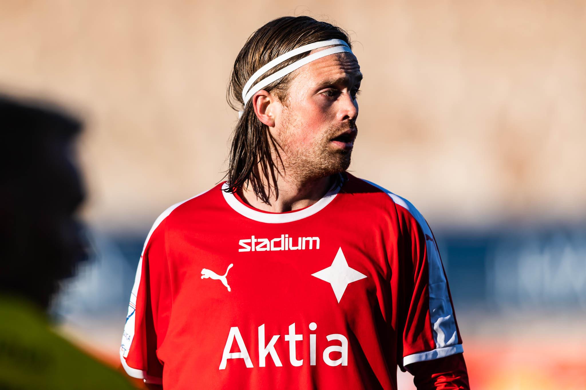 HIFK och Tobias Vibe går skilda vägar