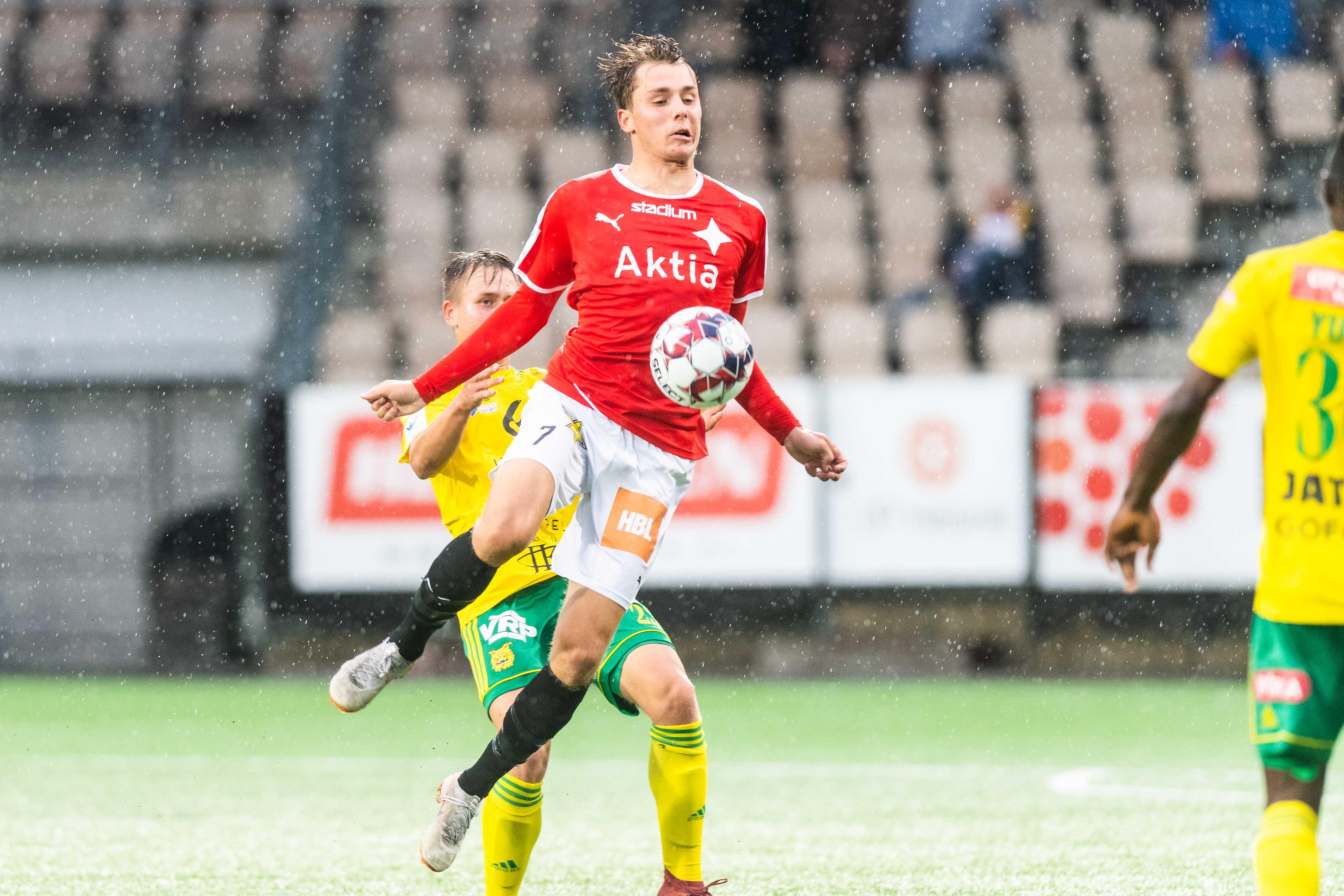 Matchrapport: HIFK och Ilves jämna i säsongens första möte