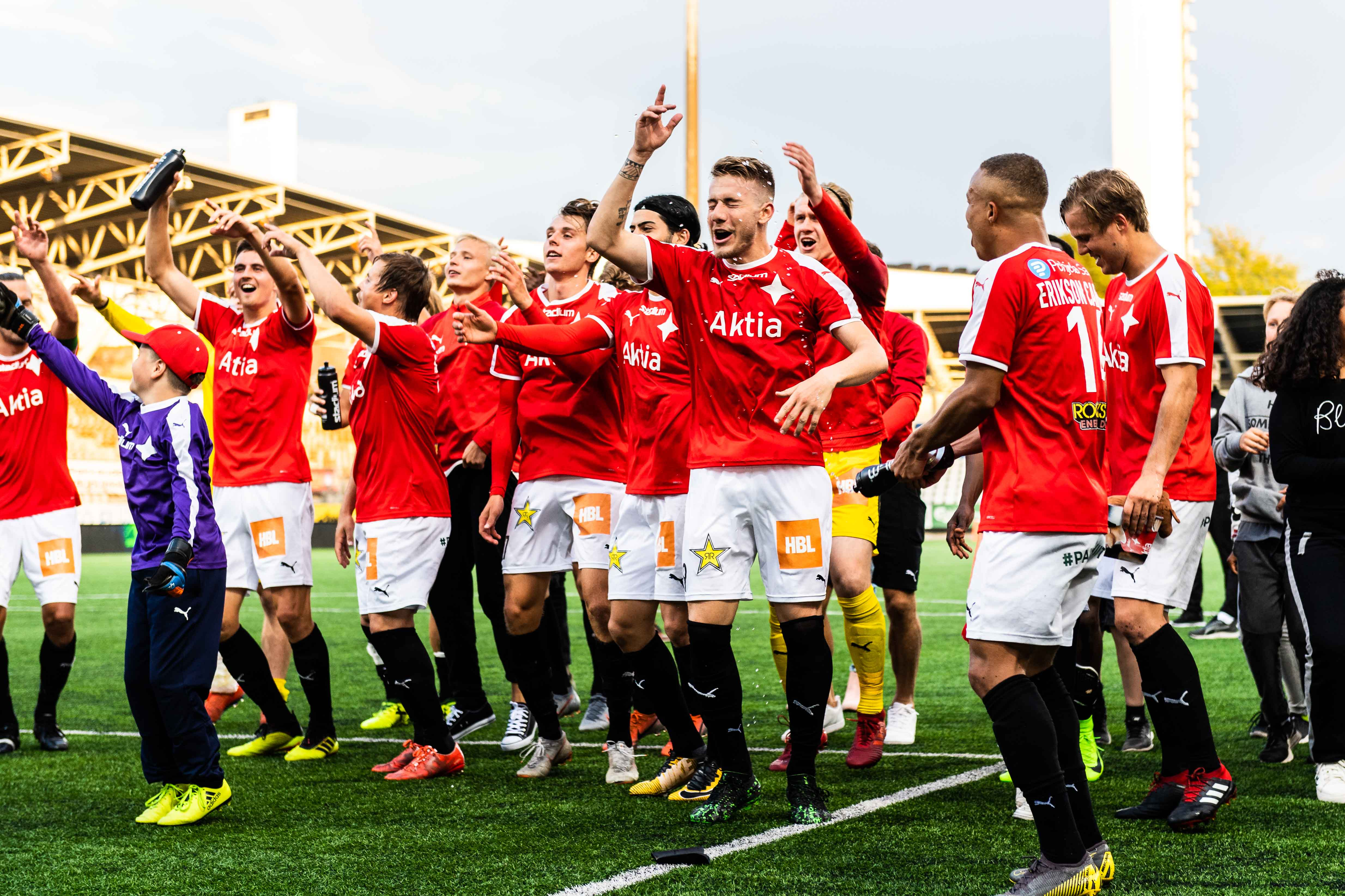 With the transferwindow shut, IFK focus on the rest of the season