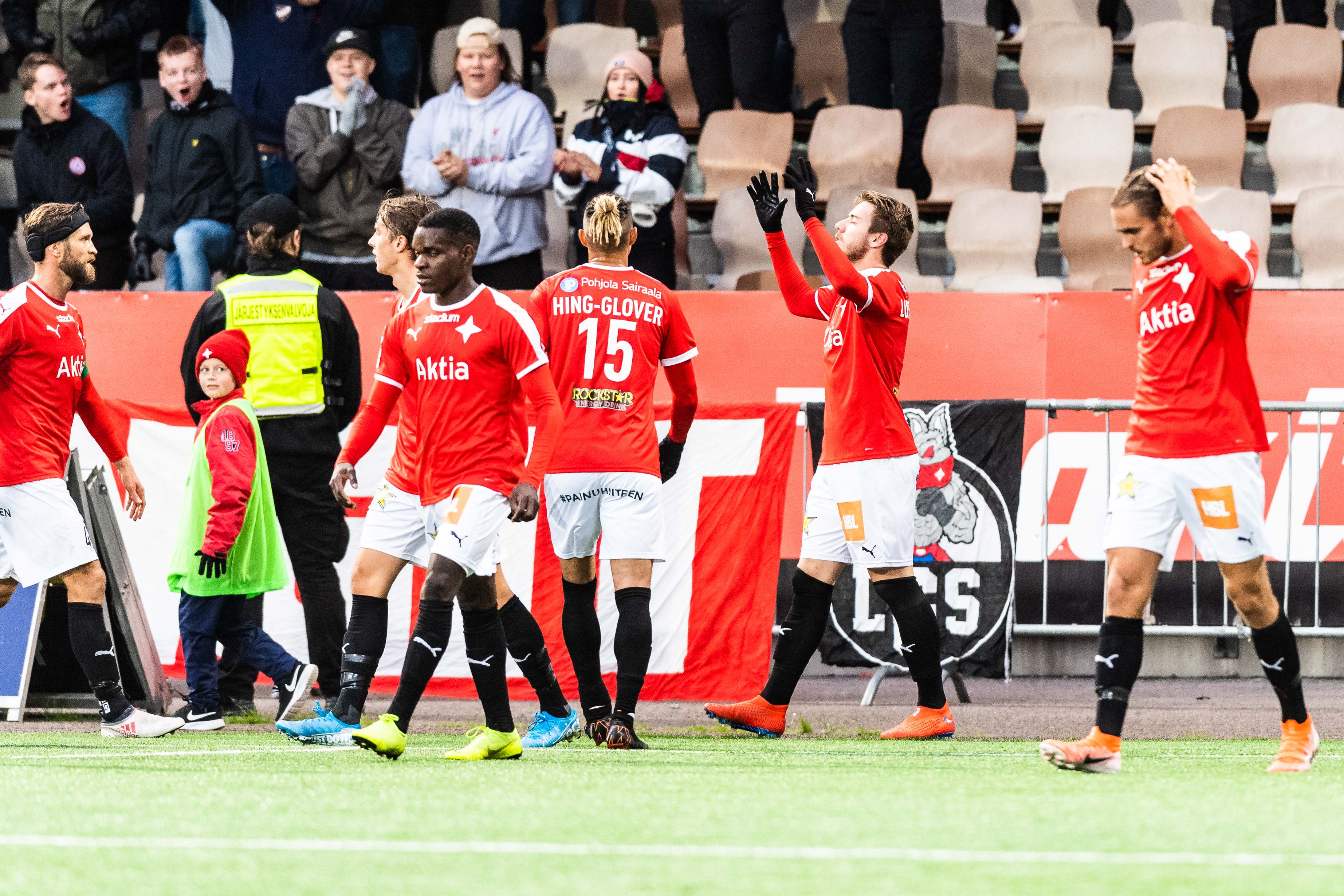 Matchrapport: HIFK åter till seger mot SJK