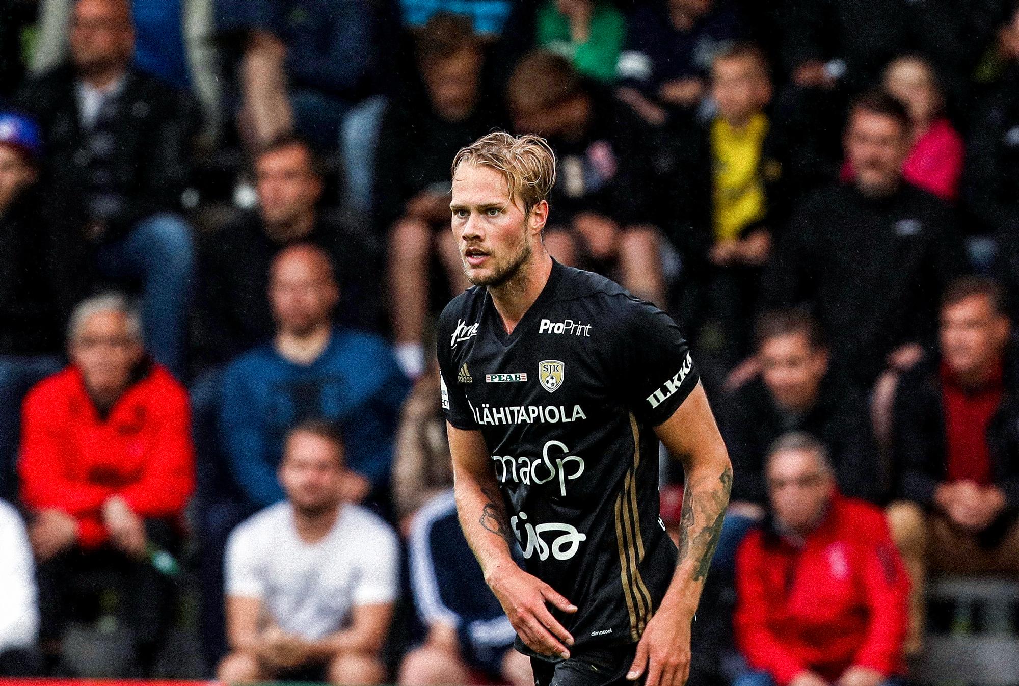 Joel Mero flyttar till HIFK