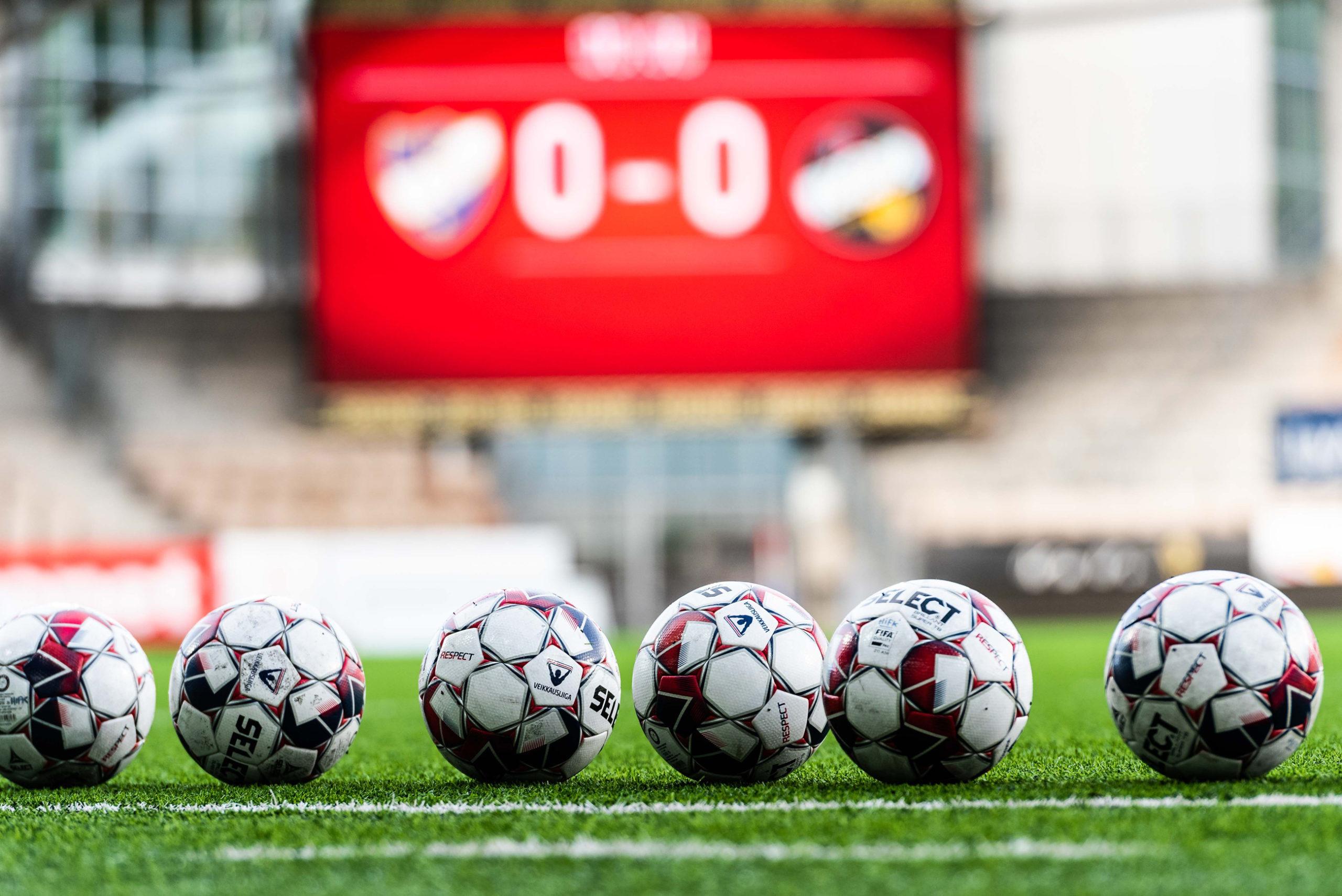 Veikkausliigan kauden 2020 otteluohjelma julkistettu
