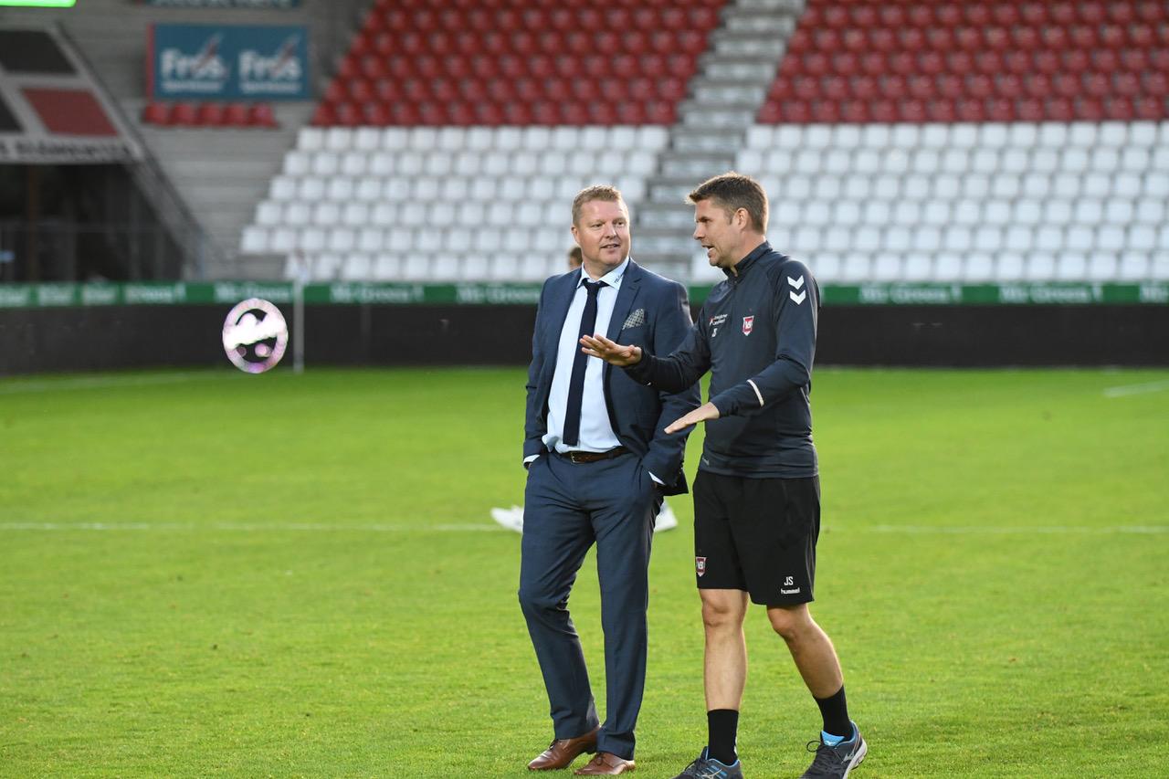 Samarbetet mellan HIFK och Vejle BK fortsätter