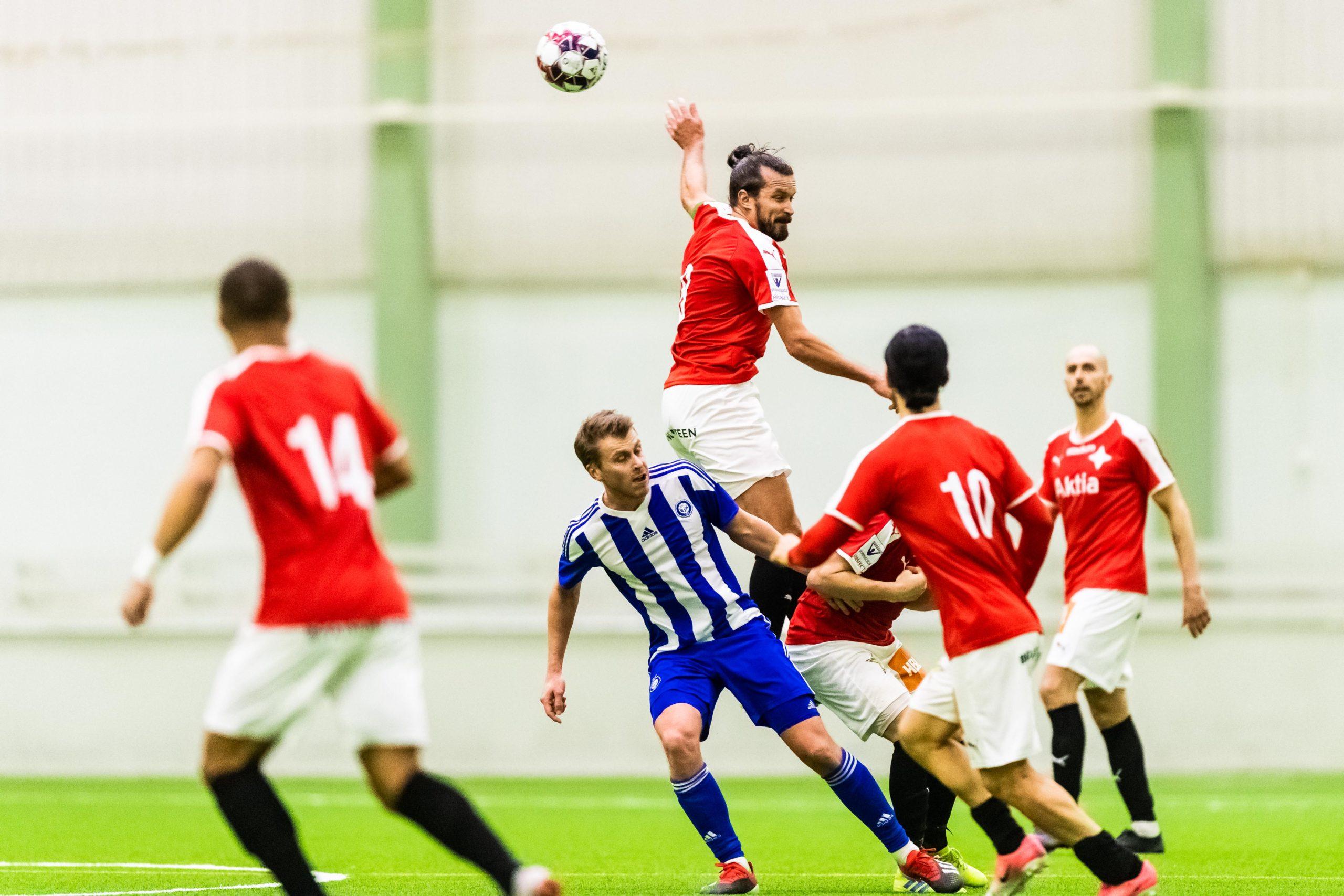 Matchrapport: HJK vann med ett mål i Tali