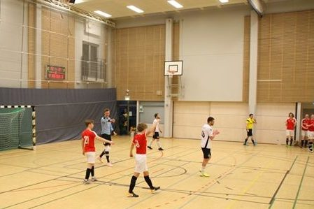 HIFK Futsal leder sin grupp utan poängförluster