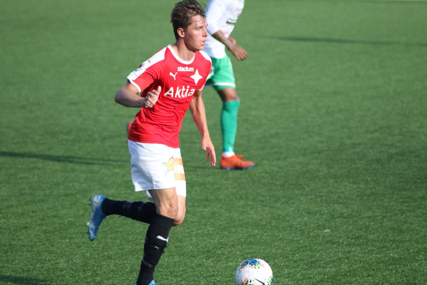 Klar seger för HIFK i ett soligt Ekenäs