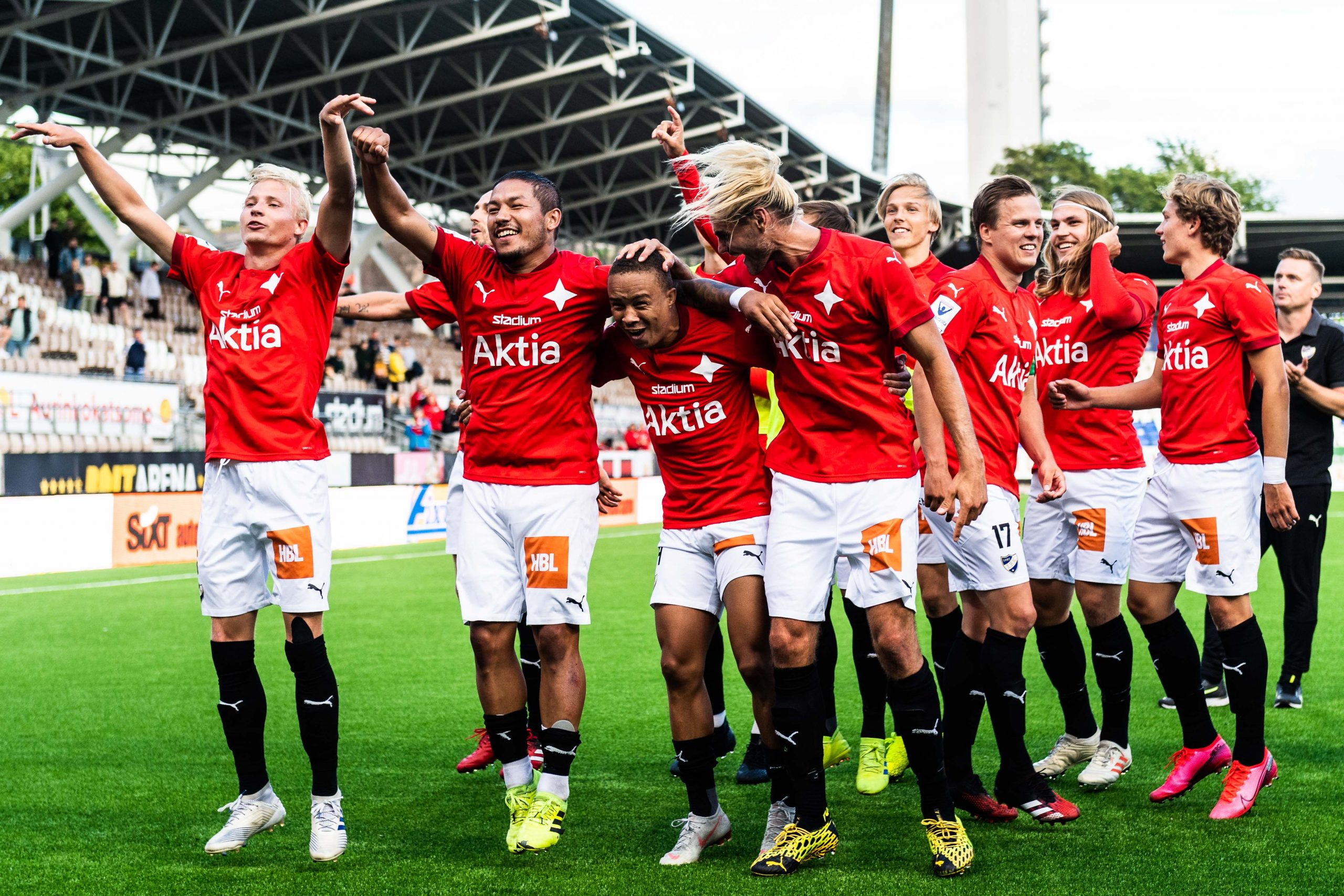 Matchrapport: HIFK vann med ett segermål på tilläggstid