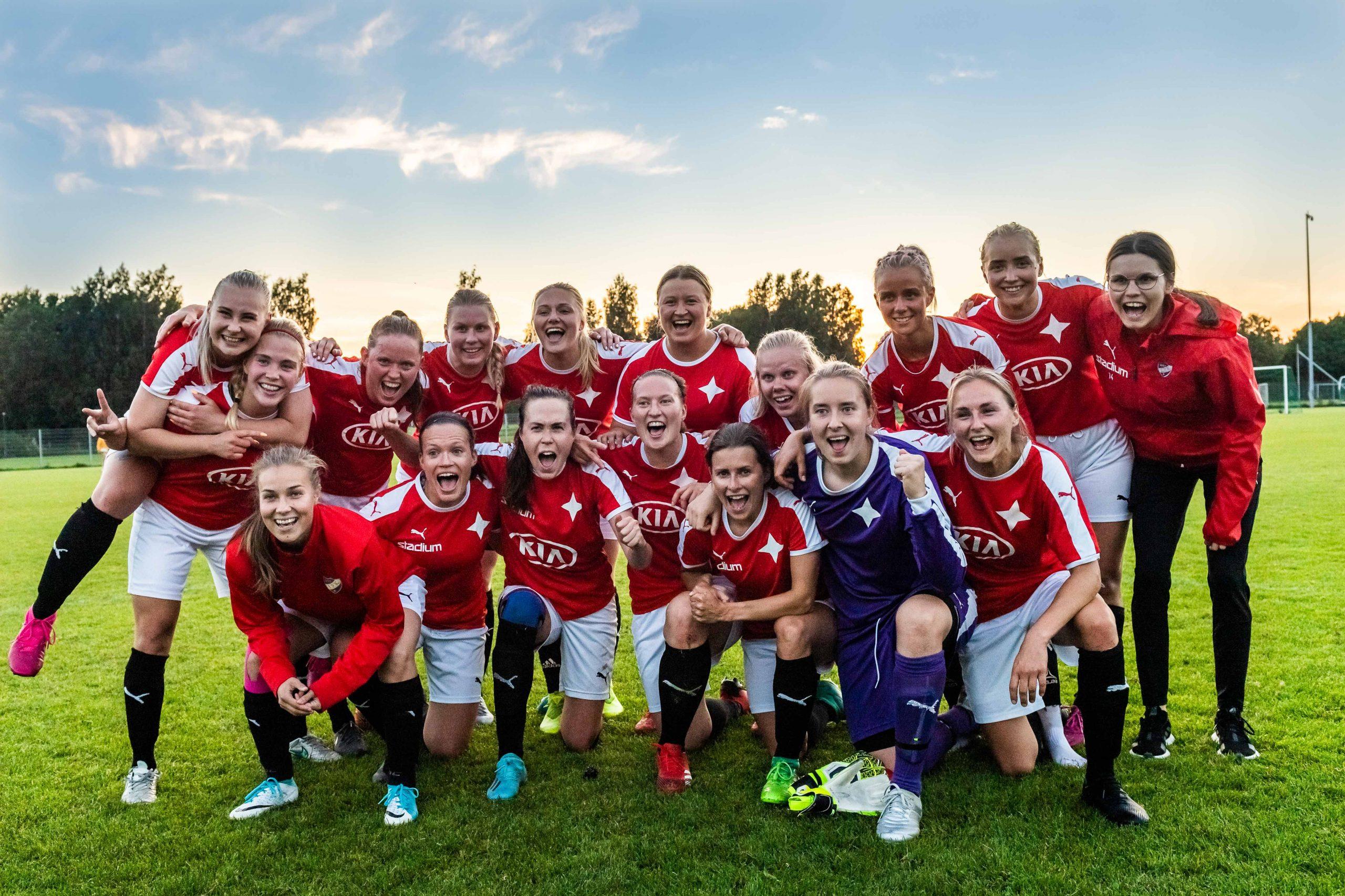 HIFK redo inför den övre slutserien