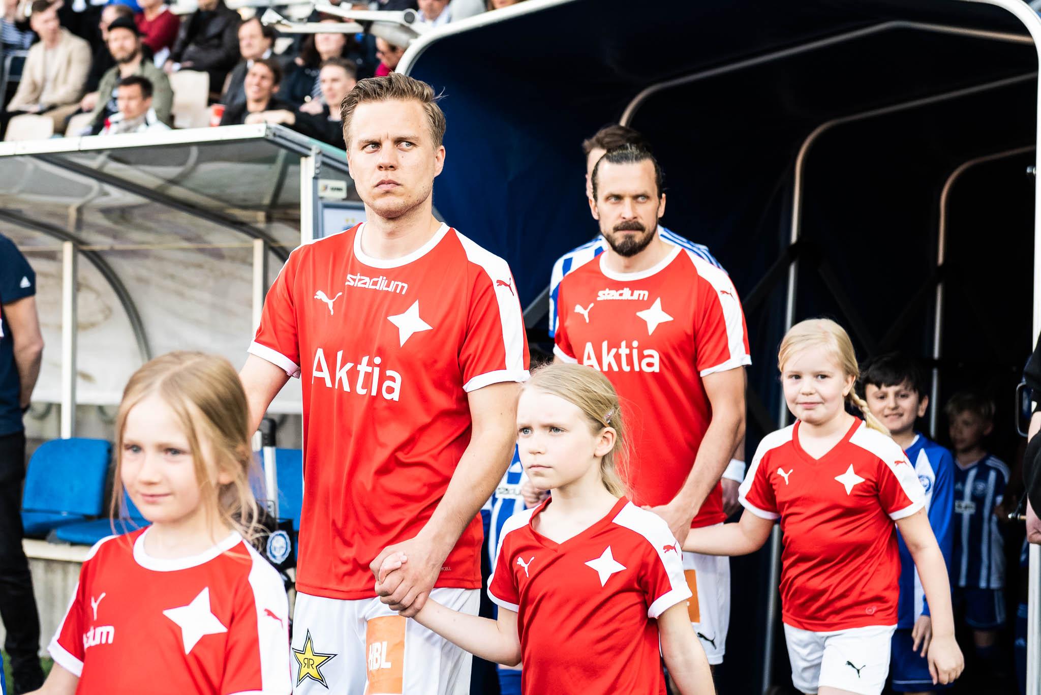 HIFK:n vuosina 2014 ja 2015 syntyneiden joukkueet hakevat uusia pelaajia